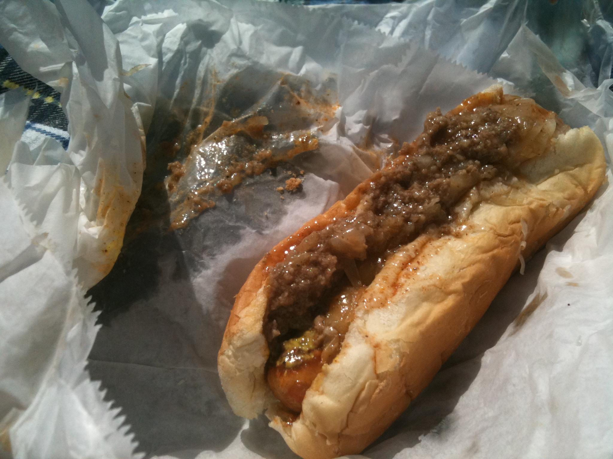Pete S Famous Hot Dogs Birmingham